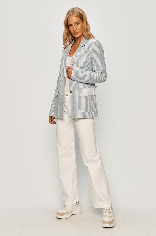 Vero Moda - Marynarka jasny niebieski