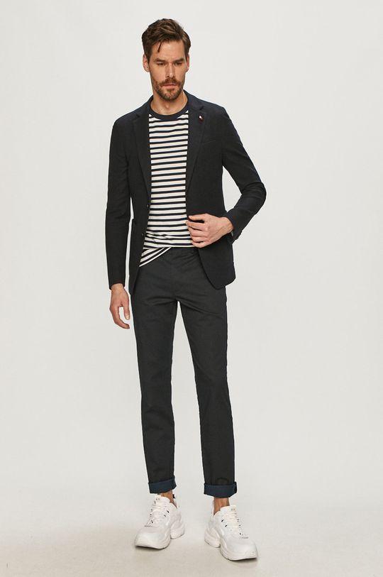 Tommy Hilfiger Tailored - Sako  Podšívka: 46% Polyester, 54% Viskóza Hlavní materiál: 90% Bavlna, 10% Polyester