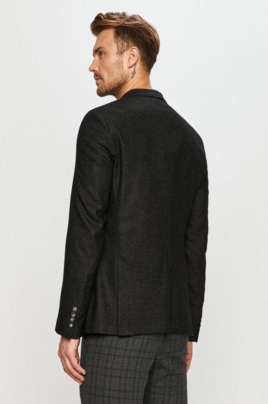 Strellson - Sako  Hlavní materiál: 2% Elastan, 19% Polyester, 79% Virgin vlna Podšívka rukávů: 100% Viskóza