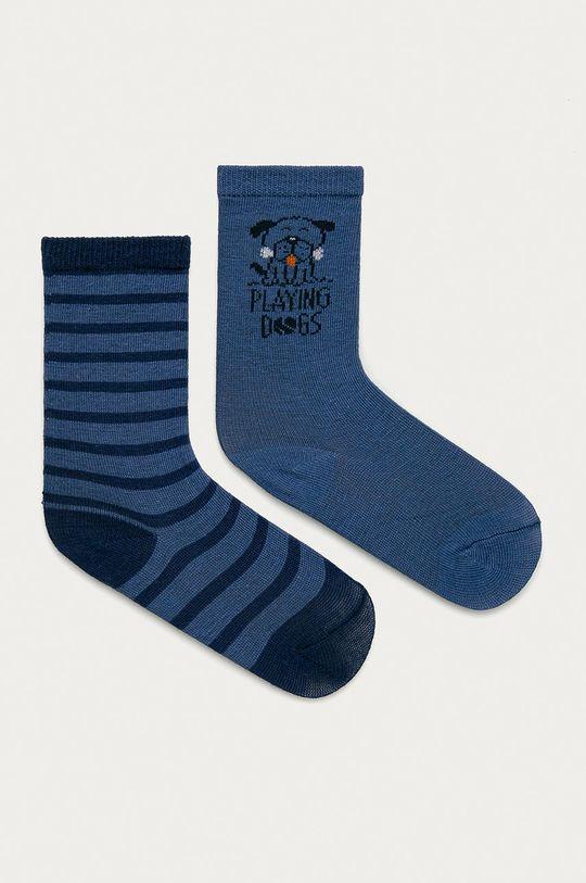 námořnická modř OVS - Dětské ponožky (2-pack) Chlapecký