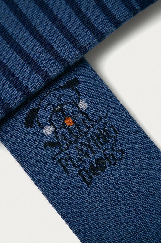 OVS - Dětské ponožky (2-pack) námořnická modř