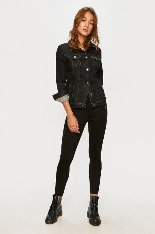 Vero Moda - Legginsy czarny