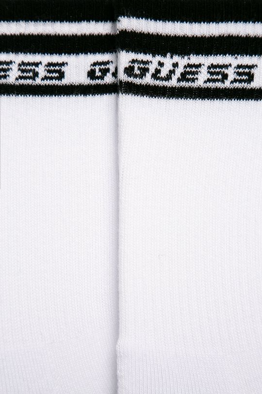 Guess Jeans - Ponožky bílá