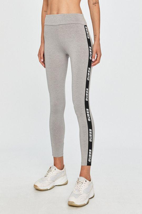 svetlosivá Guess Jeans - Legíny Dámsky