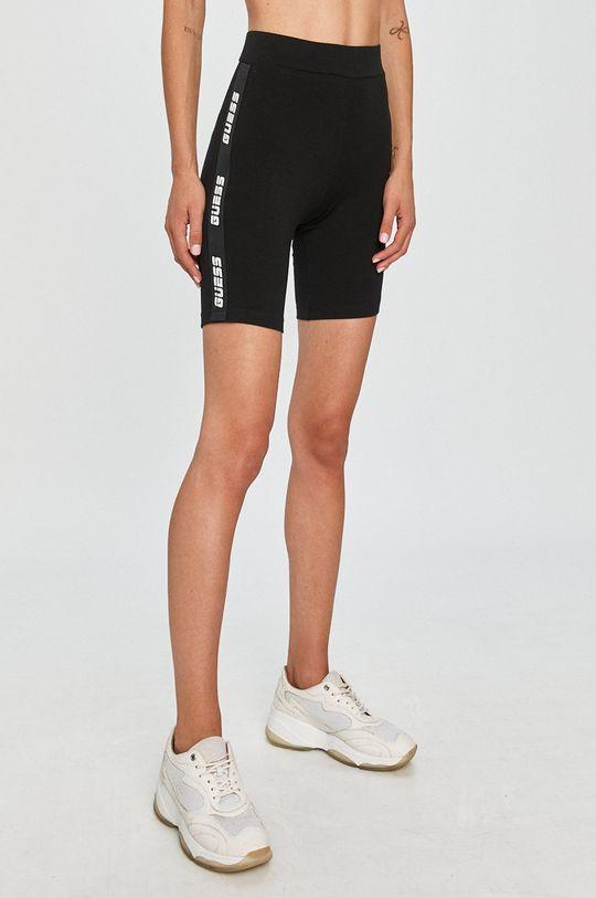 negru Guess Jeans - Pantaloni scurti De femei