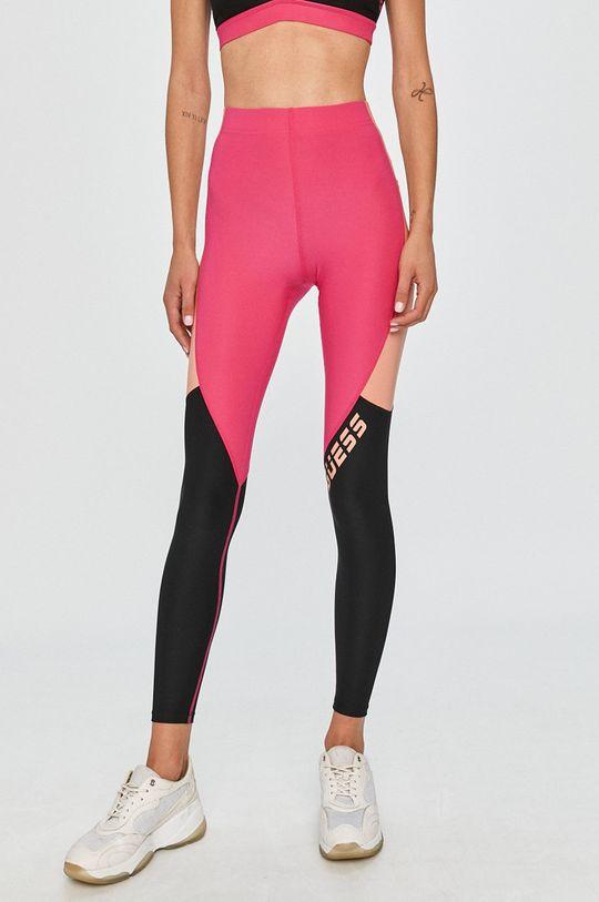 roz violet Guess Jeans - Colanti De femei