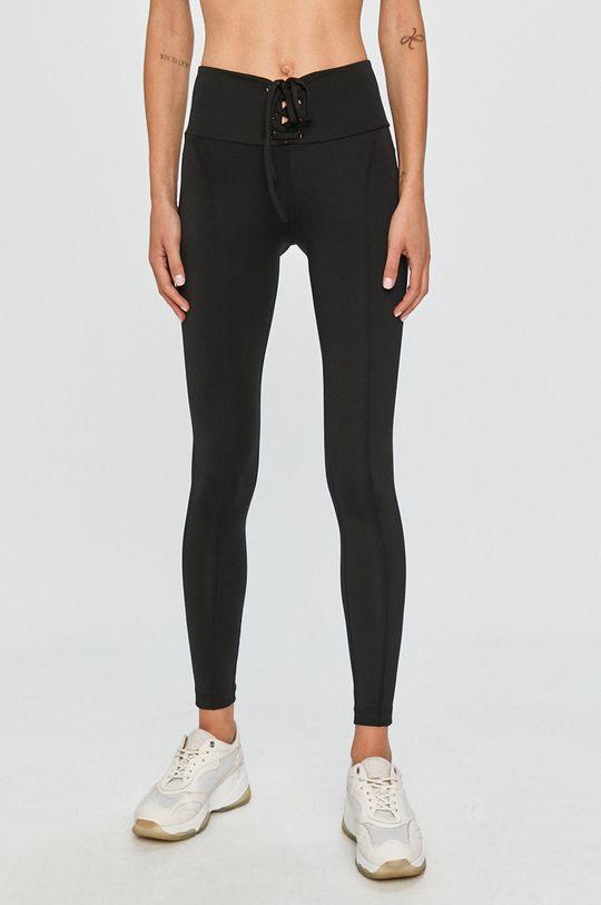 čierna Guess Jeans - Legíny Dámsky
