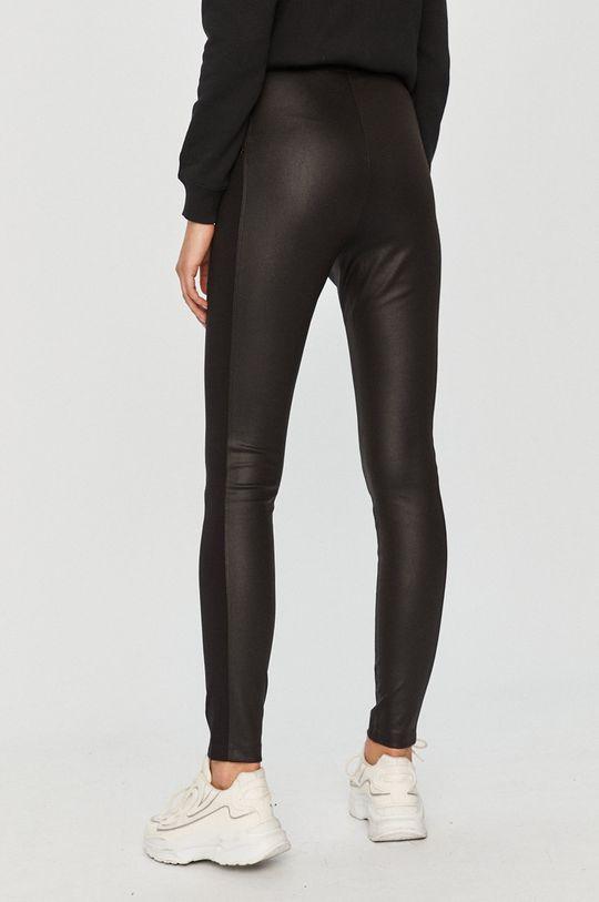 Calvin Klein Jeans - Spodnie Materiał zasadniczy: 4 % Elastan, 75 % Poliester, 21 % Wiskoza, Wstawki: 5 % Elastan, 29 % Poliester, 66 % Wiskoza