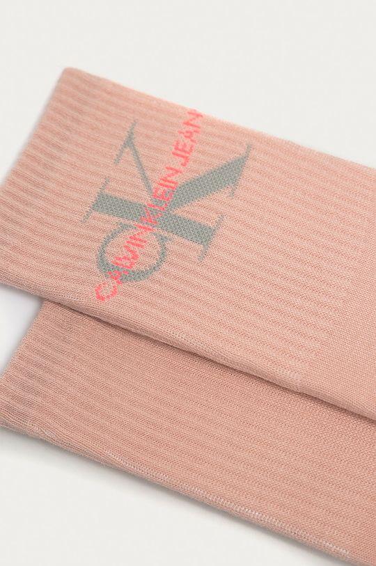 Calvin Klein - Ponožky staroružová
