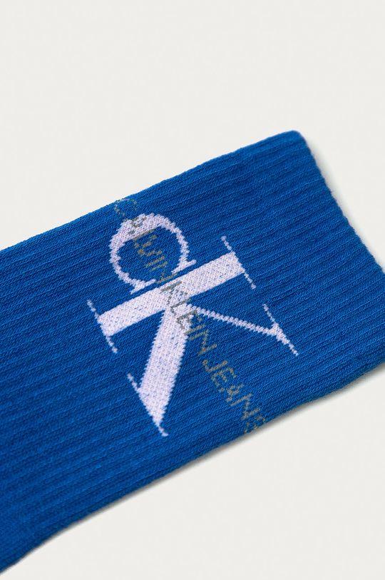 Calvin Klein - Ponožky modrá