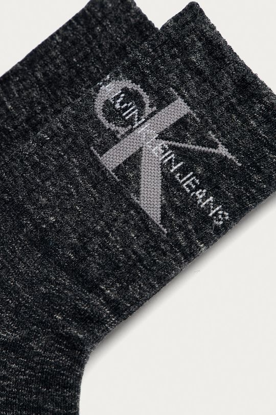 Calvin Klein - Ponožky černá