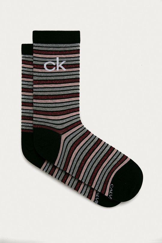 čierna Calvin Klein - Ponožky Dámsky