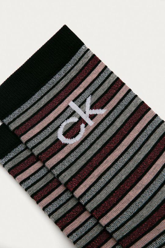 Calvin Klein - Ponožky čierna