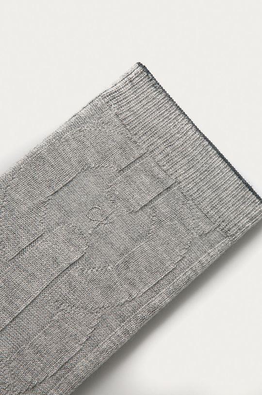 Calvin Klein - Ponožky sivá