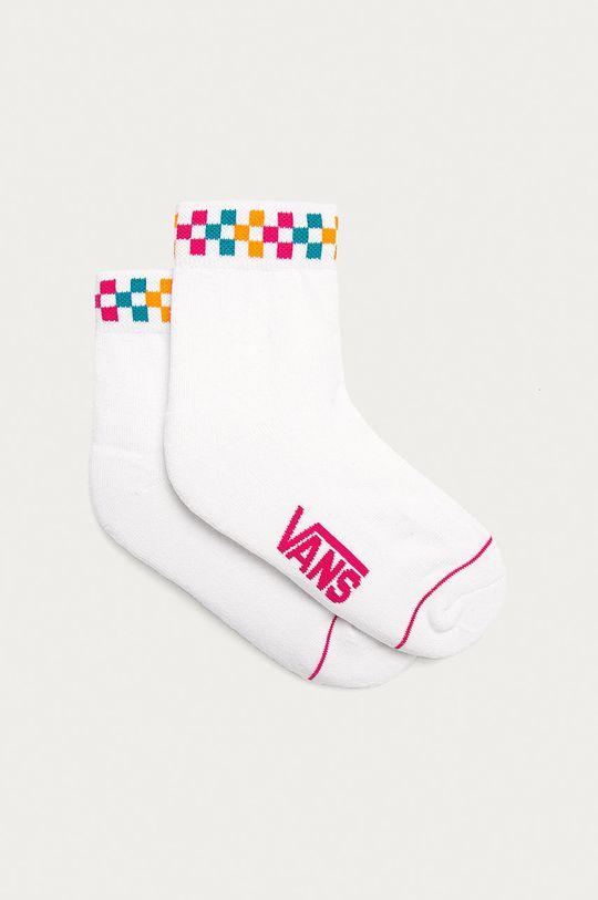 biela Vans - Členkové ponožky Dámsky
