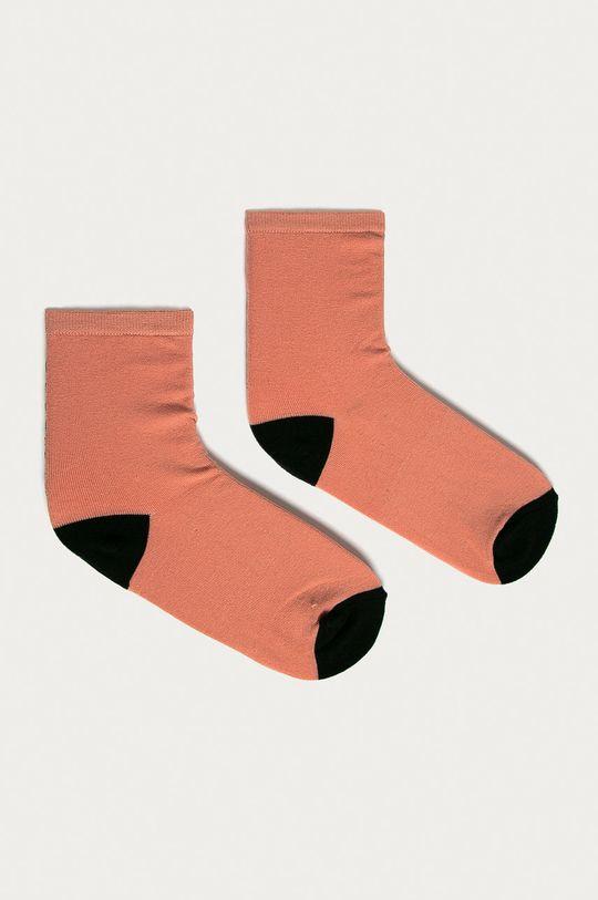 růžová Vans - Ponožky Dámský