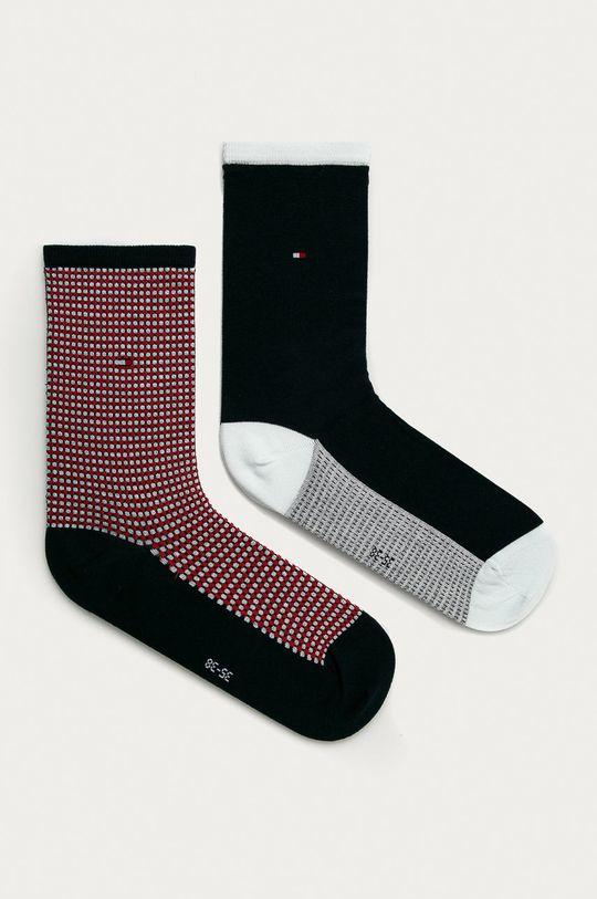 vícebarevná Tommy Hilfiger - Ponožky (2-pack) Dámský