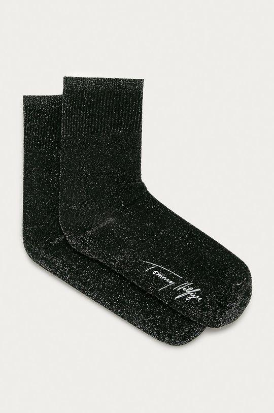 černá Tommy Hilfiger - Ponožky Dámský