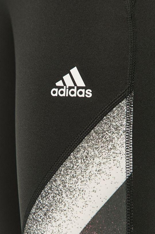 černá adidas - Legíny