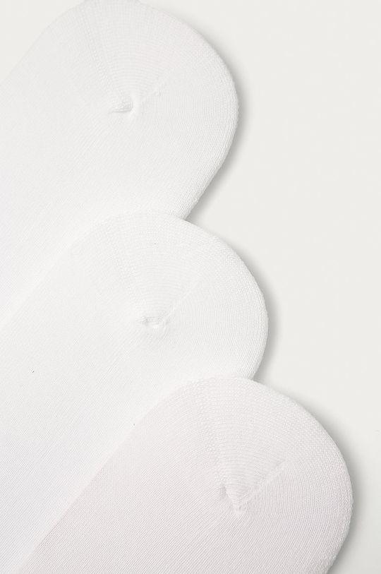 adidas - Členkové ponožky (3-pak) biela