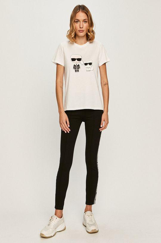 Karl Lagerfeld - Legíny čierna