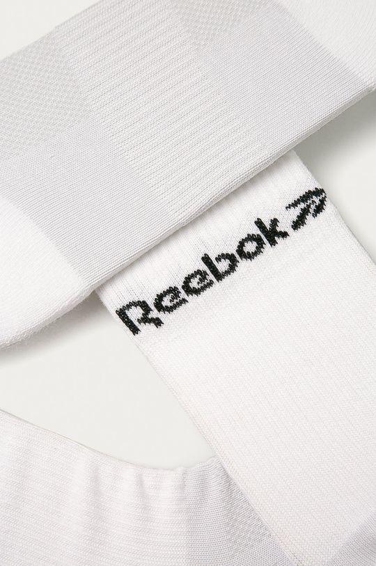 Reebok - Sosete (3-pack) alb