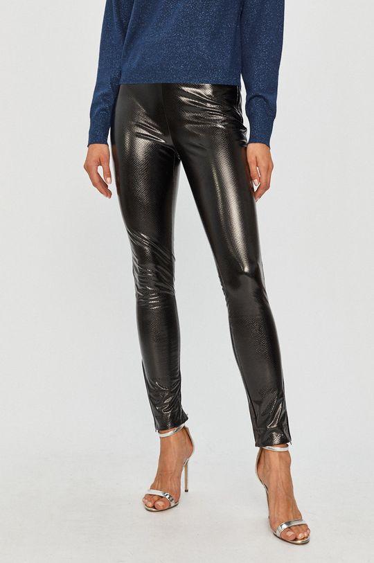černá Twinset - Kalhoty Dámský