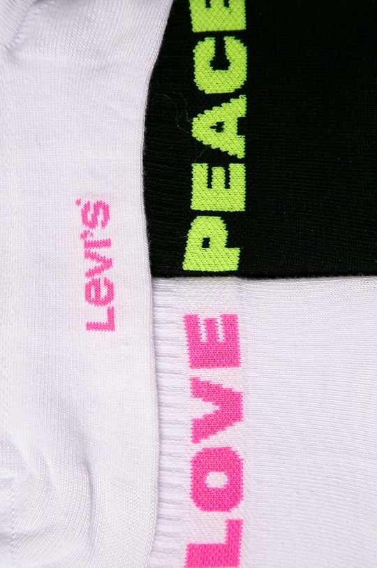 Levi's - Sosete (2-pack) negru