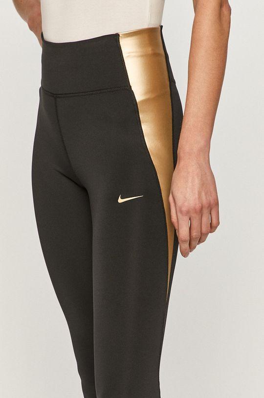 Nike - Legginsy Materiał zasadniczy: 17 % Elastan, 83 % Poliester, Wstawki: 12 % Elastan, 88 % Poliester, Wykończenie: 100 % Poliester z recyklingu