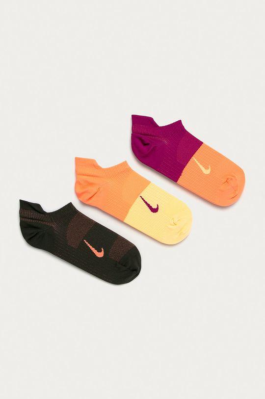 multicolor Nike - Sosete scurte (3-pack) De femei