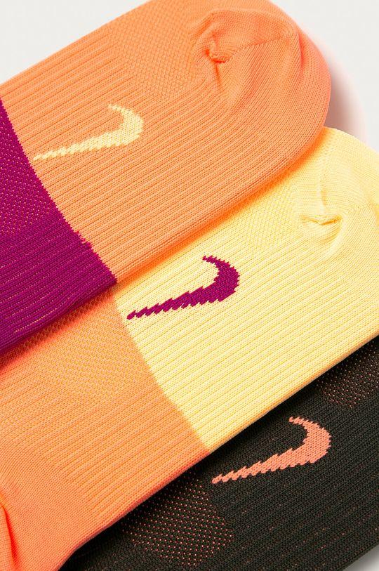 Nike - Sosete scurte (3-pack) multicolor