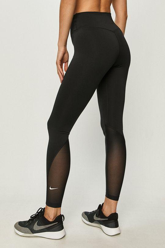 Nike - Legíny  1. látka: 17% Elastan, 83% Polyester 2. látka: 19% Elastan, 81% Polyester