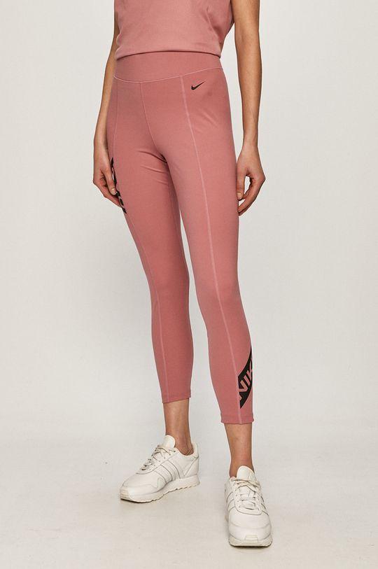 sýto ružová Nike - Legíny Dámsky