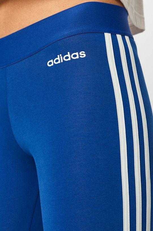 голубой adidas - Леггинсы