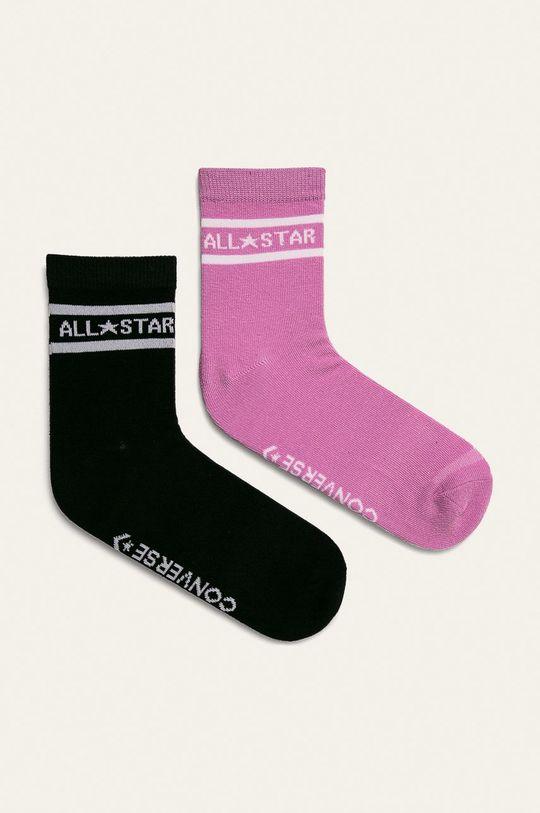 vícebarevná Converse - Ponožky (2-pack) Dámský