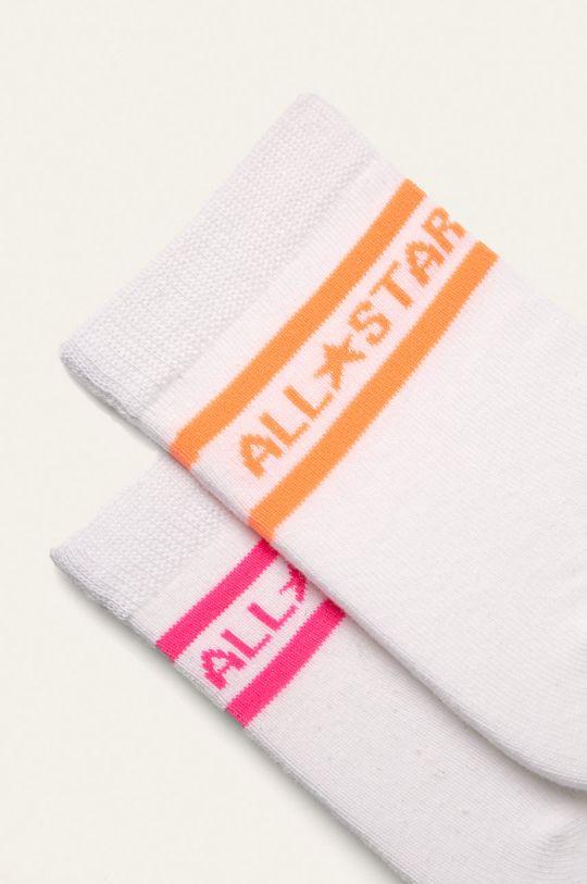 Converse - Ponožky (2-pack) bílá