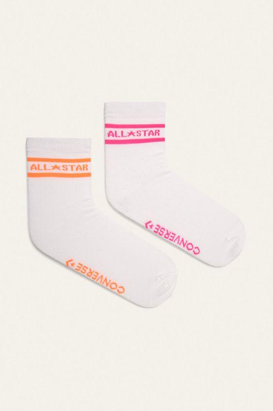 bílá Converse - Ponožky (2-pack) Dámský