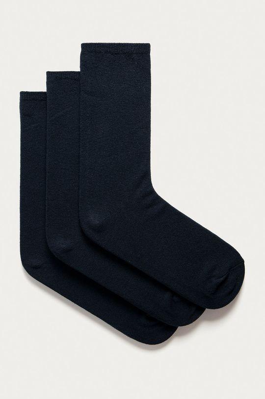 námořnická modř GAP - Ponožky (3-pack) Dámský