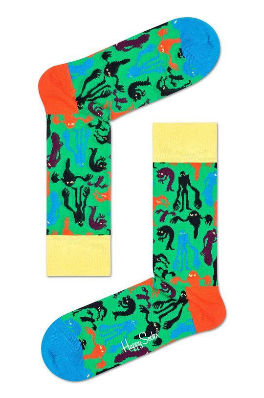 verde Happy Socks - Sosete Ghost De femei
