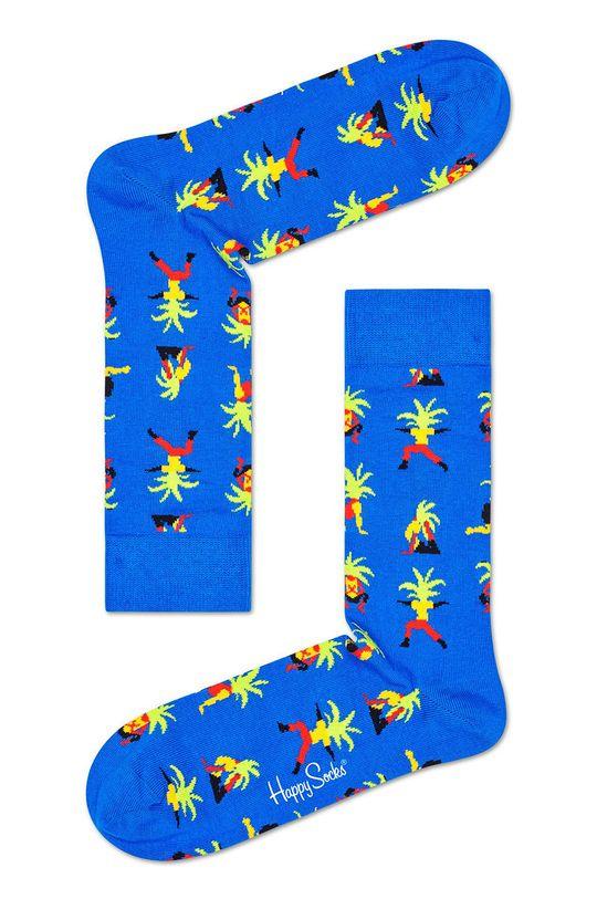 Happy Socks - Ponožky Healthy Lifestyle (3-pak)  86% Bavlna, 2% Elastan, 12% Polyamid