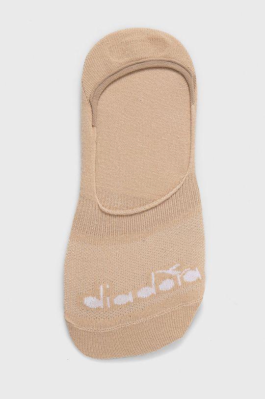 smetanová Diadora - Kotníkové ponožky (3-pack) Dámský