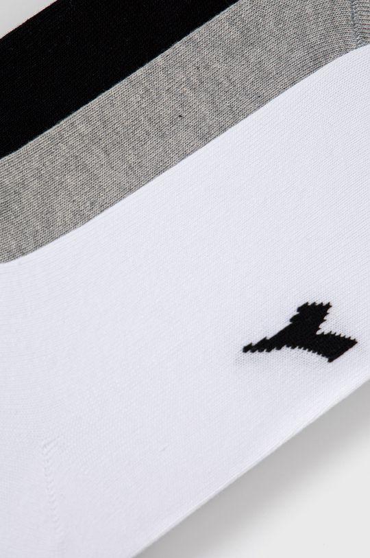 Diadora - Ponožky (3-pak) viacfarebná