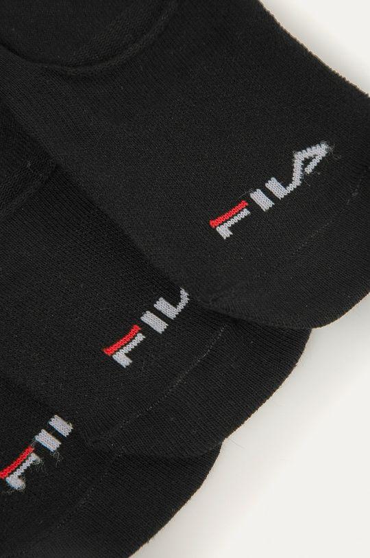 Fila - Stopki (3-pack) czarny