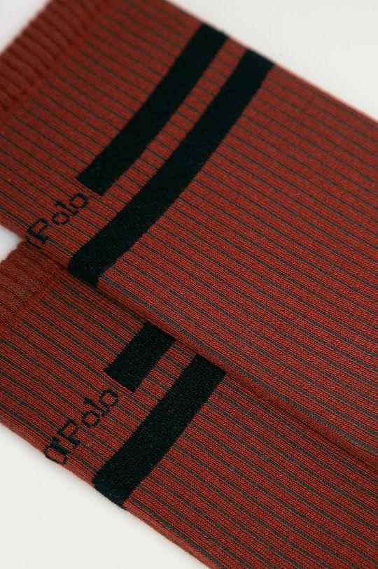Marc O'Polo - Skarpetki (2-pack) brązowy