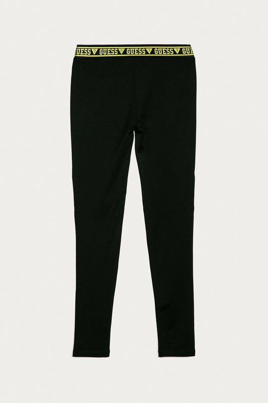 Guess Jeans - Leggins copii 116-175 cm negru