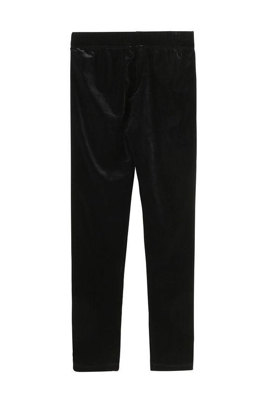Karl Lagerfeld - Dětské kalhoty černá