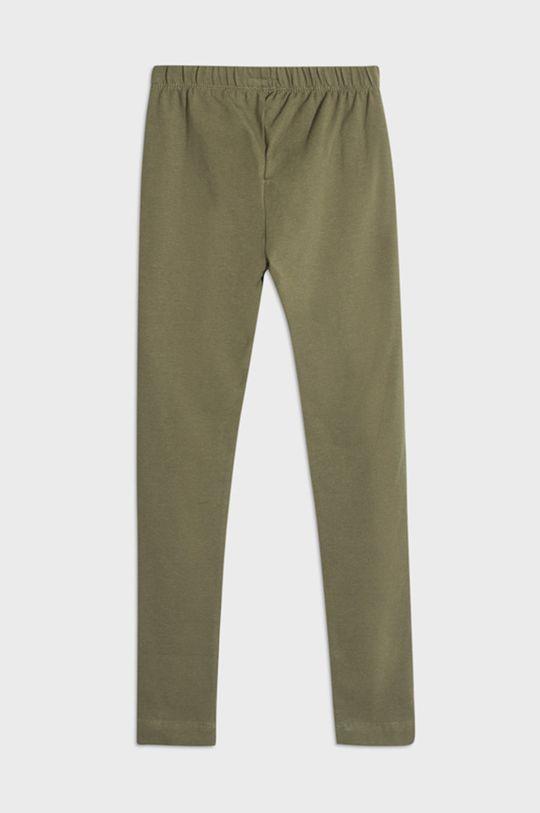 Mayoral - Leggins copii 128-167 cm verde inchis