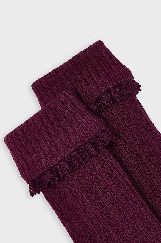 Mayoral - Detské ponožky gaštanová