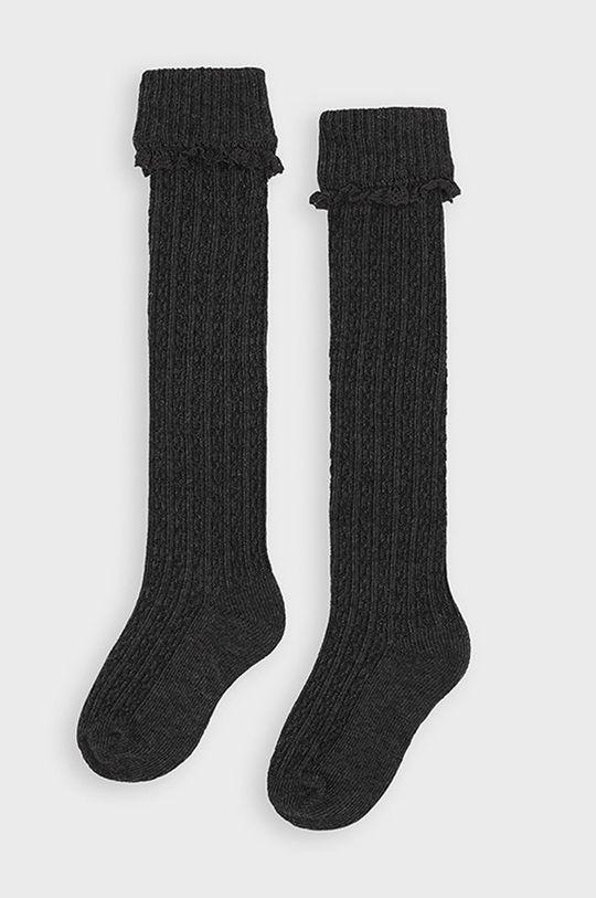 sivá Mayoral - Detské ponožky Dievčenský