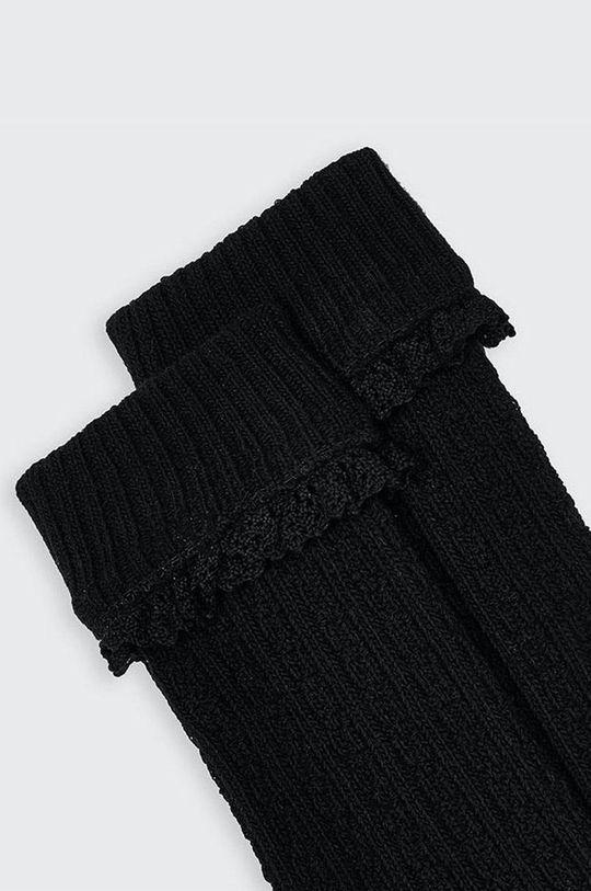 Mayoral - Detské ponožky čierna